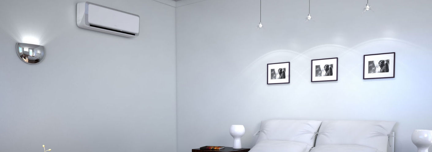 airco wand slaapkamer